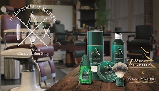 Pino Silvestre Shave Master Collection