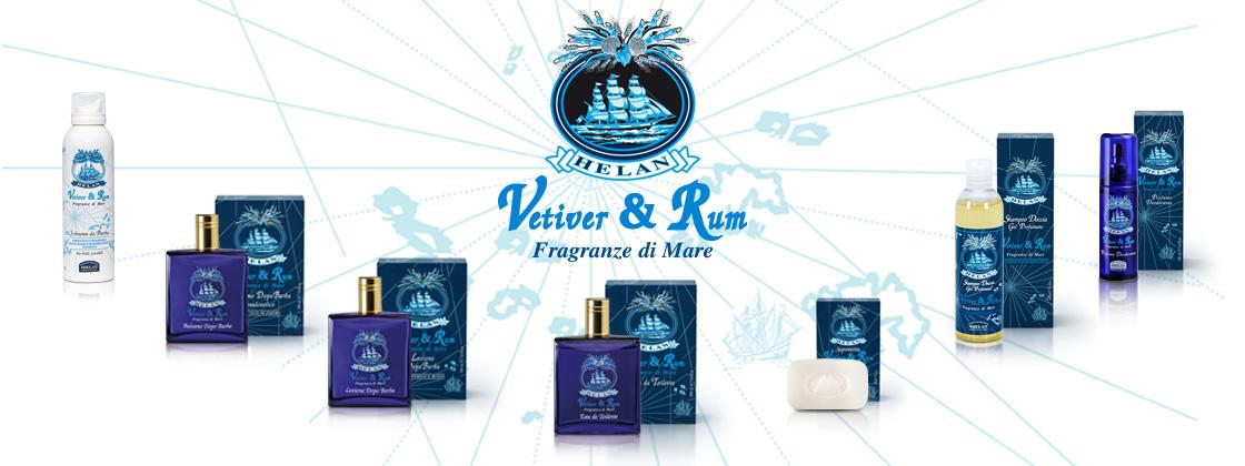Helan Natural Vetiver & Rum