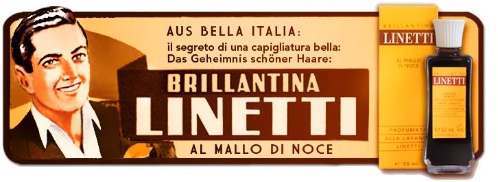Brillantina Linetti Al Mallo di Noce