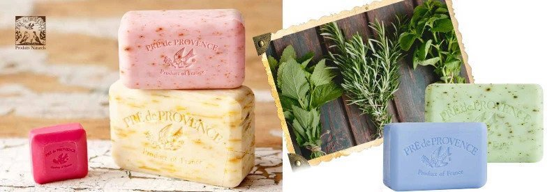 Heritage French Soap by Pre de Provence