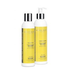 Acca Kappa Frizzy, Anti-Pollution Shampoo & Conditioner Set