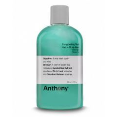 Anthony Invigorating Hair + Body Wash 12 fl. oz.