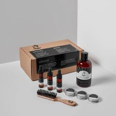 GROOM Deluxe Beard Care Set