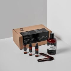 GROOM Beard Care Introduction Set
