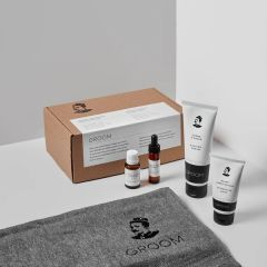 GROOM Shaving Care Introduction Set