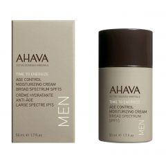 AHAVA Men's Age Control Moisturizing Cream SPF 15