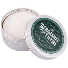 "Pre de Provence ""Bergmot & Thyme"" Shave Soap 150g"
