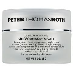 Peter Thomas Roth Un-Wrinkle® Night