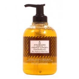 Atkinsons Sandalwood Liquid Soap