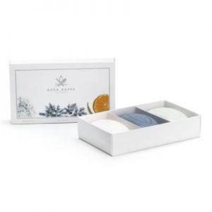 Acca Kappa Soap Set  - White Moss, Blue Lavender, Green Mandarin