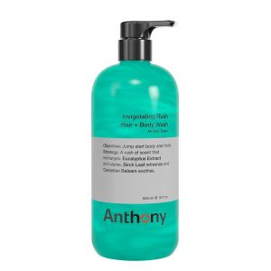 Anthony Invigorating Hair + Body Wash 32 fl. oz.
