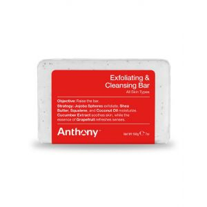 Anthony Exfoliating + Cleansing Bar Soap 198 grams