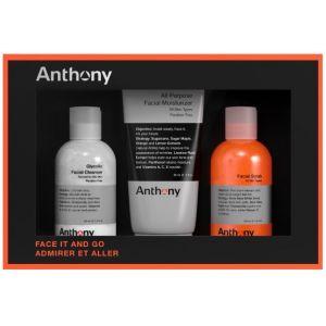 Anthony Face It & Go Kit