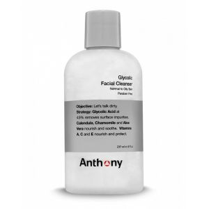 Anthony Glycolic Facial Cleanser 8 fl. oz.