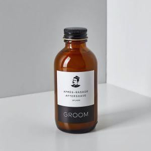 GROOM Aftershave Splash