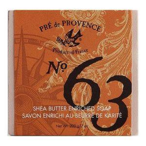 Pre de Provence No. 63 Shea Butter Enriched Soap - 200g
