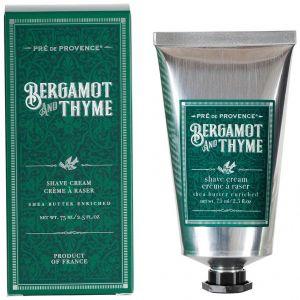 """Pre de Provence Shave Cream """"Bergamot & Thyme"""""""